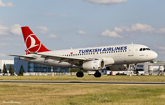 Turkish Airlines A319-100 TC-JLR (birrlad) Tags: prague prg international airport czech republic aircraft aviation airplane airplanes airline airliner airlines airways approach arrival arriving finals landing runway airbus a319 a319100 a319132 tcjlr turkish turkey tk1769 istanbul