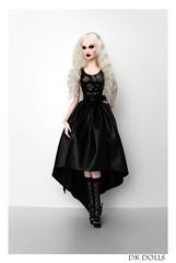 A Different Look... (DK Dolls) Tags: numina alma doll resin ooak repaint meg fashion paul pham wig ilaria blonde