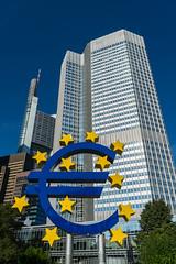 Frankfurt Eurotower / uro (domarffm) Tags: frankfurt tower eurotower bank euro  eur ezb ecb