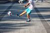 Gol olur!!.. (Ahmet OYLUMLU) Tags: football ball istanbul turkey türkiye red blue shot photo canon futbol