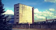schodki (h_9000) Tags: pripyat chernobyl czernobyl ukraine ukraina atomic disaster katastrofa jdrowa nuclear eletrownia atomowa power prypiat esi tower cooling plant ukrainki 16th floor urban september flats 2016 decay bloki abandoned buildings trees chemicals hal9000 reaktor rubble 1986 reactor hal9ooo blocks anniversary 30th glass drzewa hawkeye dirt soviet union sowieci lenin wladimir wodzimierz vladimir zsrr ussr