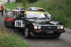 LG  999 (ambodavenz) Tags: new classic ford car race capri zealand 28 injection