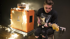 Moose Blood (Emma Swann) Tags: london video acoustic session backstage filming borderline mooseblood