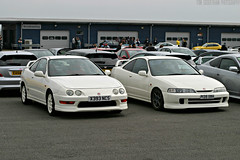 UKDM vs JDM DC2 (Tom Gooderham Photography) Tags: cars car canon honda photography track day spoon modified civic integra s2000 dc5 stance rota dc2 mugen crz mimms