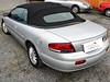Chrysler Sebring 2001-2006 Verdeck