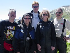 David, Marjean, Bryan, Kathy & John
