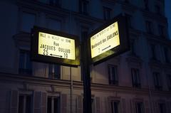 Les Sablons (^ C o r t  s T r i a n a) Tags: street urban paris france architecture noche arquitectura rainyday nightshot outdoor explore nuit pars arkitektur sablons lessablons aplusphoto colourartaward artlegacy neully arkitekthus neullysurseine