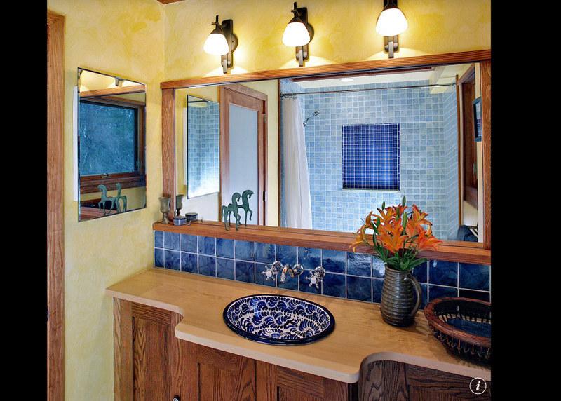 Mexican tile bathroom ideas best free home design - Azulejos rusticos cocina ...