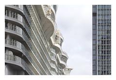 Cities (2) (AurelioZen) Tags: europe netherlands rotterdamzuid wilhelminapier derotterdam harmonyoftheseas remkoolhaas oma