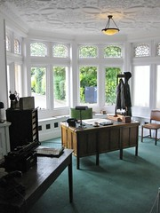 Alastair Denniston's office in Bletchley Park (Shuki Raz) Tags: turing bletchley denniston