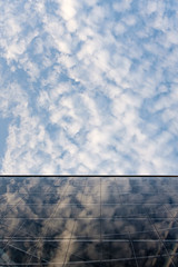 Reflections (ep_jhu) Tags: reflection building glass lines architecture clouds us dc washington districtofcolumbia fuji unitedstates lookingup explore nubes fujifilm lawfirm arnoldporter x100s
