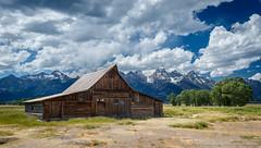 t. a. moulton barn (johncarney) Tags: tamoultonbarn america antelopeflats jacksonhole mormonrow moultonbarn unitedstates usa wyoming