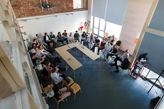 IS THE CITY A LABORATORY? (Strelka Institute photo) Tags: city summer is workshop laboratory etienne the turpin strelka a summer2016 strelkainstitute educationalprogramme