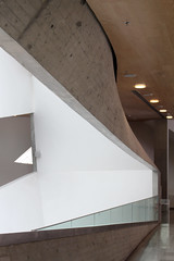 IMG_1106 (trevor.patt) Tags: cohen architecture museum telaviv israel lightfall concrete ruled surface geometry