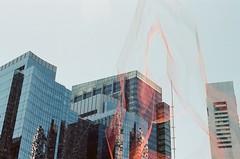 Janet Echelman and Buildings in Boston (Rachael.Robinson) Tags: boston urban janet echelman greenway