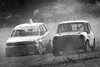North Wales Autograss (MPH94) Tags: north wales autograss nw car cars auto motor sport motorsport race racing motorracing dirt dirty dust dusty canon 500d 70300 offroad off road black white monochrome mini cooper