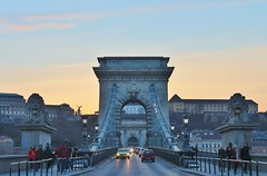 Budapest Chain Bridge (Avril Espinosa-Malpica) Tags: travel hungary budapest easterneurope