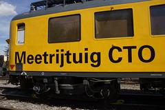Meetrijtuig CTO NS 60 84 97 - 81 005-1 van de Stichting SHD / TU Delft Railbouwkunde tijdens de Zuid Limburgse Stoomtreindagen in Simpelveld 10-07-2016 (marcelwijers) Tags: de ns nederland delft van tu 60 stichting 97 limburg zuid niederlande 81 spoorwegen 84 cto tijdens nederlandse stoomtrein shd maatschappij simpelveld limburgse 0051 stoomtreindagen meetrijtuig railbouwkunde 10072016