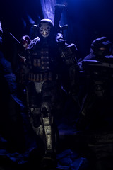 Emile-239 (Nightmare385) Tags: halo reach spartan figure remember jorge emile jun kat carter noble team