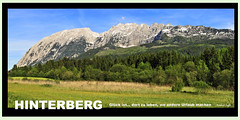 Panorama Grimming Mountain XL 5x85mm 10000x5000pix  (c) 2016 Bernhard Egger :: ru-moto images Pan_Grimm09-Hinterberg_XL (:: ru-moto images | > 44 Million views) Tags: badmitterndorf hinterberg heimat panorama grimming steiermark   rumoto images   mountain badmitternorf sterreich styria austria autriche  europe alpen ostalpen lesalpes alpine natur nature landscape landschaft outdoor countryside leben living glck luck gebirge berg vacanze urlaub tourism tourismus thetruelife lebensraum xl poster artprint kunstdruck fineart passion leidenschaft satisfaction faszination nice schn hometown heimatort region