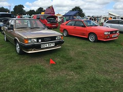 Audi 80 & Quattro (VAGDave) Tags: audi 80 quattro b2