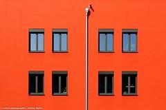 FENSTER (rolleckphotographie) Tags: windows urban architecture facade colorful fenster sony minimal simplicity architektur minimalism dsseldorf fassade slta65v rolleckphotographie stefanrollar
