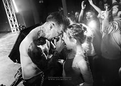 HAMLET (Nat Mora Domingo -Enmede-) Tags: madrid life bw musician blanco metal canon tour y concierto negro nat fans hamlet laira enemede salabut