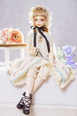 Vanilla (Muri Muri (Aridea)) Tags: volks super dollfie sd seirei yugiri vs bjd abjd ball jointed doll