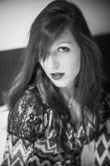 Elodie : Portrait  : Nikon D600 : Summer 2016 (Benjamin Ballande) Tags: elodie portrait nikon d600 summer 2016