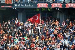 (l3o_) Tags: galatasaray sar krmz red yellow agf aarhus football futbol trk bayra turkish flag taraftar fan