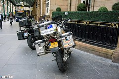 BMW R1200GS Glasgow 2016 (seifracing) Tags: bmw r1200gs glasgow 2016 seifracing spotting scotland services strathclyde scottish security ecosse emergency europe adventure france french