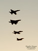 RAAF fly-past (stormgirl1960) Tags: mindilbeach darwin northernterritory australia raaf airforce pitchblack sky planes jets display flypast flyover formation handling exercise noise