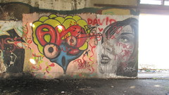 Graffiti (Nicolás Méndez) Tags: graffiti urbano urban rayado arte art sancarlos estación mural muralla artecallejero