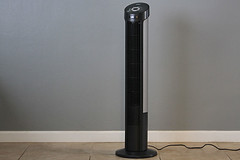 Seville tower fan (yourbestdigs) Tags: tower fan isolated cooling cold electric conditioning blow white cooler steam portable conditioner ionizer technology blowing equipment modern climate cool background electronics air condition