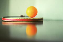 Summer Olympics Table Tennis Explored (Ayeshadows) Tags: summer olympics sports macro monday table tennis top ball orange