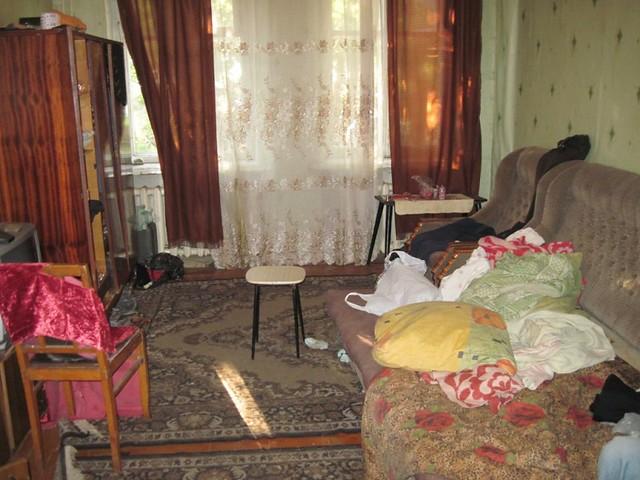 ВСызрани женщина зарезала соседа по«коммуналке»