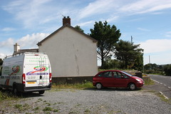 3558 (iainrmacaulay) Tags: ordnance survey flush bracket northern ireland