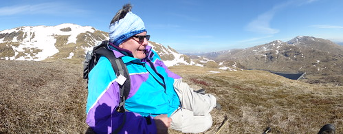 Meall nan Tarmachan and ridge walk p