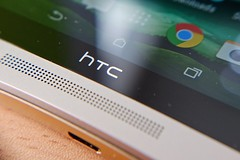 smartphone m9 htc htconem9 onem9 (Photo: Janitors on Flickr)