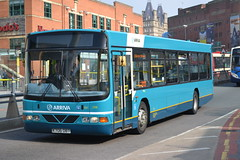 Arriva North West 2706 X706DBT (Will Swain) Tags: uk travel england west bus buses liverpool march britain north transport seen 19th merseyside arriva 2015 2706 x706dbt
