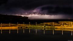 lightshow 4 (The Photo Smithy) Tags: night seascapes nightscape sydney australia lightning malabarrockpool