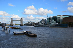HMS Belfast Ship (Mr.Dare) Tags: greatbritain london towerbridge unitedkingdom riverthames