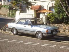1982 Ford Cortina Ghia. (RUSTDREAMER.) Tags: ford cortina cornwall rustdreamer