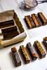 DSC_6441 (michtsang) Tags: leaves chocolate paste ganache nutella crunch feuilletine hazelnut praline equagold