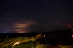 Astro Practice Ice Lake (reg5145) Tags: nightphotography sky lake nature night clouds dark stars outside outdoors nikon outdoor peaceful astrophotography tokina1116mm nikond7000