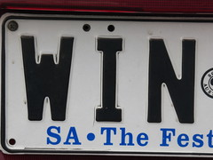 WIN (RS 1990) Tags: july licenseplate adelaide win southaustralia numberplate 2016