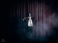 Ghost Stories (Scarved) Tags: gothenburg vrstragtalandsln sweden gteborg svergie hasselblad lightroom6 lightroom 6 photoshopcc photoshop cc model portrait portraits photoshoot ghoststories ghost stories