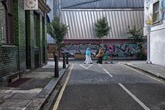 Brick Lane, London (Massimo Usai) Tags: architecture bricklane capital eastlondon england europe graffiti london londonist streetphoto uk people religion diversity multicultural society