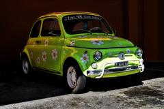 Club Italia (SteveJ442) Tags: car fiat 500 fiat500 italy italian sorrento automobile vehicle motorcar nikon hdr