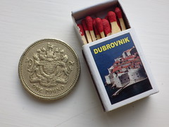 Miniature box of matches (Elouise2009) Tags: miniature matches july2016